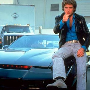 KITT & The Hoff